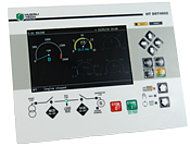 "HT-HMI-DST-4602 Evolution - Genset Controller Display with Large 7"" Color Display"