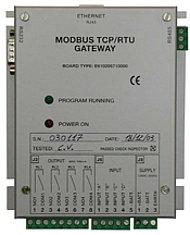 MODBUS TCP/RTU GATEWAY : Huegli Tech AG