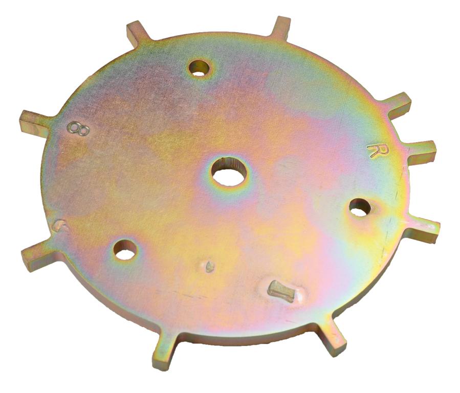 Timing Disk : Huegli Tech AG
